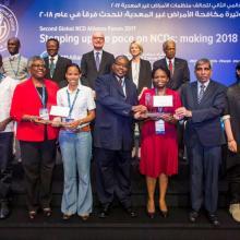 Award-winning NCD alliances build on successes