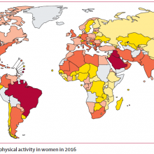 Levels of physical activity remain dangerously low worldwide - WHO