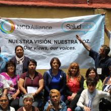 Our Views, Our Voices | Community conversation in Mexico City