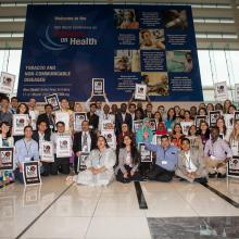 WCTOH2015: Tobacco control and NCDs