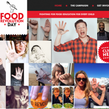 Food Revolution Day 2015: Join the campaign!
