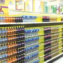 Support to the Barbados tax on sugary drinks