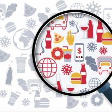 Un nuevo informe detalla cientos de ejemplos de industrias de productos básicos poco saludables, lideradas por el alcohol, la comida chatarra y las refresqueras, que aprovechan la pandemia de COVID-19