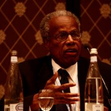 The NCD Alliance Interviews Sir George Alleyne