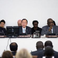 Rio+20 Earth summit is too important to fail, says Ban ki-Moon