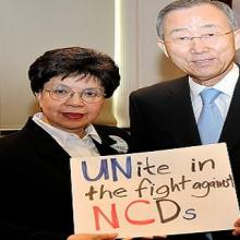 2011 UN High-Level Meeting on NCDs -  Outcomes, statements, and commitments