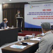 New advocacy agenda of people living with NCDs in Vietnam