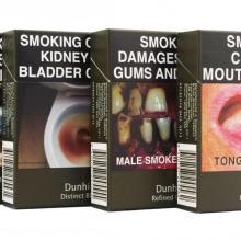 Uruguay adopts tobacco plain packaging