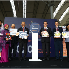 Together, the international cancer community showed its strength on World Cancer Day