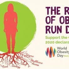 World Obesity Day 2020 - campaign image