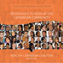 Healthy Caribbean Coalition - Civil Society Regional Status Report