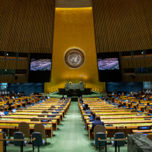UNGA. Image from UN Photo