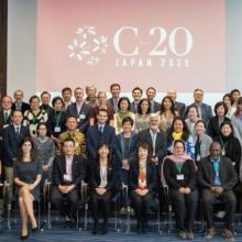 Alzheimer's Disease International puts dementia firmly on the G20 agenda