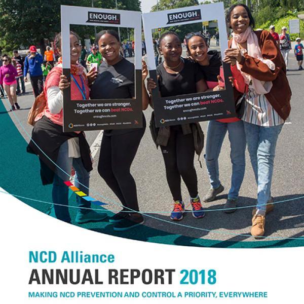 NCDA Annual Report 2018