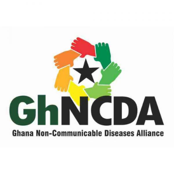 Ghana NCD Alliance logo