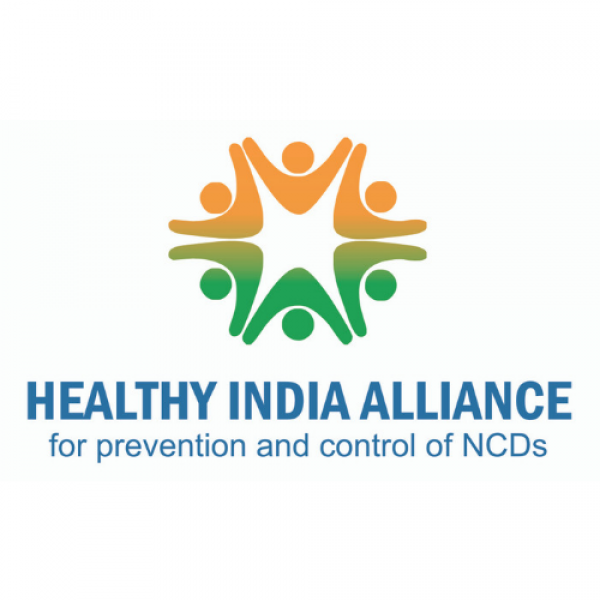 Healthy India Alliance logo