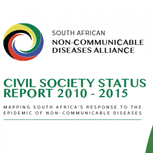NCDs: South Africa Civil Society Status Report