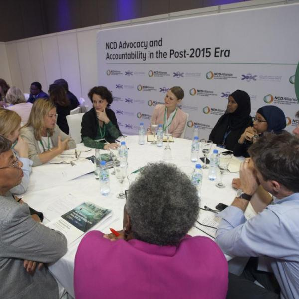 Global NCD Alliance Forum 2015, Sharjah (UAE)