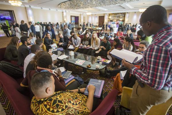 Youth discuss HLM campaign priorities at 2nd Global NCD Alliance Forum