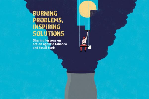 Informe: Los gobiernos deben luchar contra la contaminación del aire por combustibles fósiles como lo hacen contra el tabaco