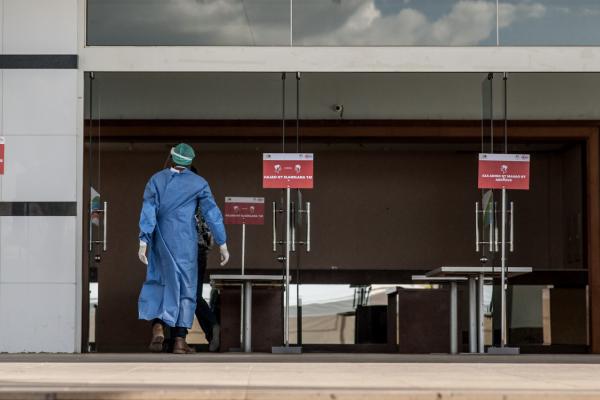Stronger legal frameworks are needed for international health emergency preparedness and response