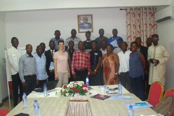 Civil Society Workshop on Alcohol Control and Industry Tactics in Ghana