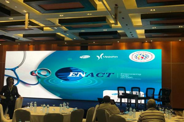 Egyptian NCD Alliance, ENACT forum 2019