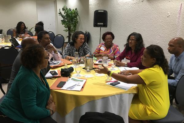 Strengthening multisectoral partnerships in the Caribbean