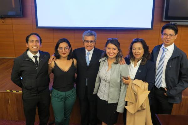 Mexico SaludHable's stakeholder meeting on 19 July in Mexico City was held in collaboration with PAHO's Mexican country office and the support of the National Commission on Disease Prevention (CENPRECE)