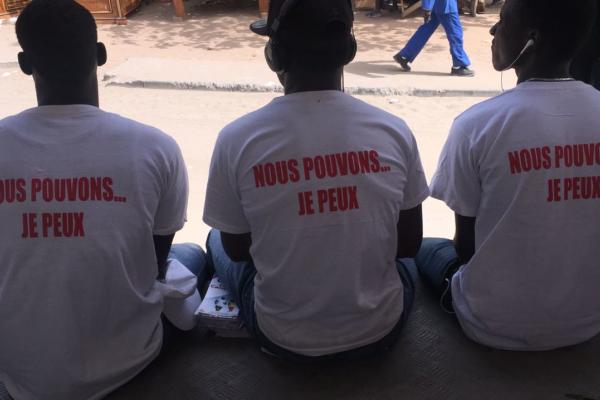 Ligue sénégalaise contre le cancer marks WCD 2017