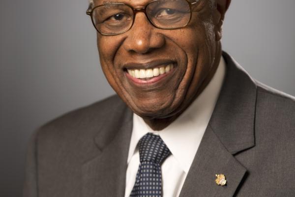 Sir George Alleyne, PAHO