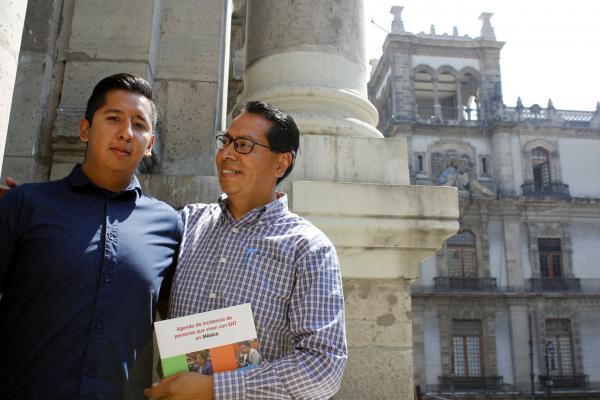 Presentan la Agenda de Incidencia de las personas que viven con ENT en México