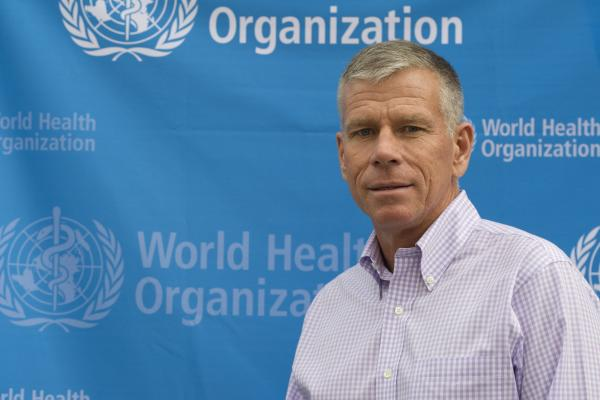 Dr. Anders Nordtröm, Ambassador for Global Health, Swedish Ministry for Foreign Affairs
