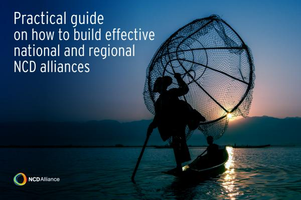 New practical guide on how to build effective NCD alliances