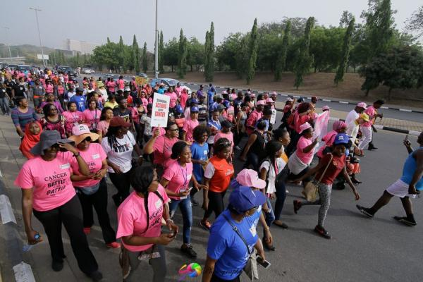 Project PINK BLUE marks WCD 2017