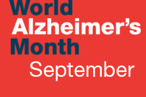 World Alzheimer's Month is approaching: Challenge stigma, support #RememberMe campaign