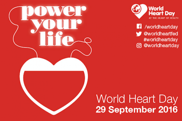 World Heart Federation launches Heart IQ test ahead of World Heart Day