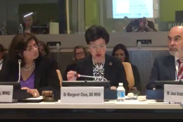 UNGA events highlight urgent need to address obesity and nutrition-related NCDs