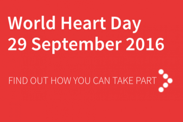 Take action this World Heart Day