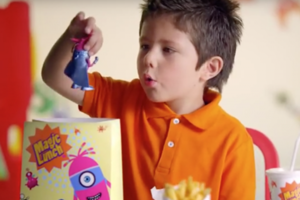 Junk food publicity directed to children is illegal, says Brazil's Federal Supreme Court