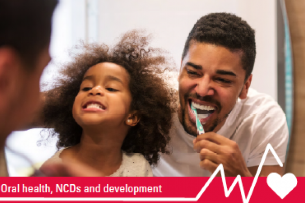 New brief highlights links between oral diseases and NCDs