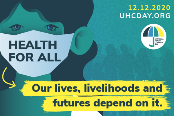On UHC Day, Protect Everyone - Now!