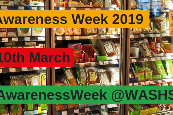 World Salt Awareness Week 2019