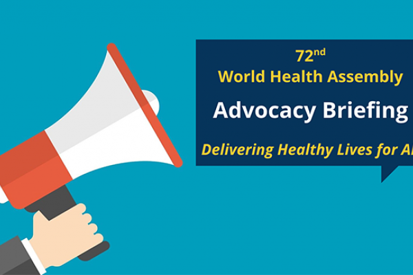 NCDA's WHA72 advocacy briefing paper is out!