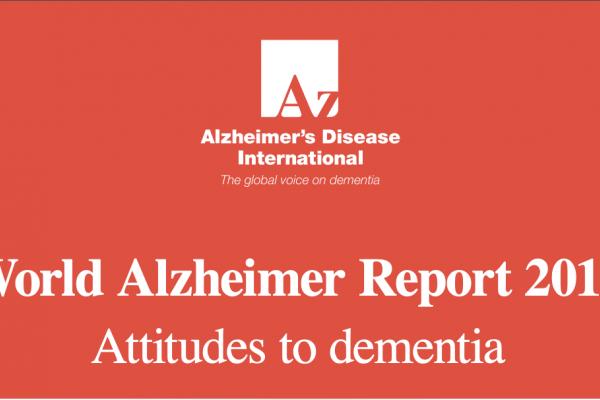 World Alzheimer Report 2019 - teaser