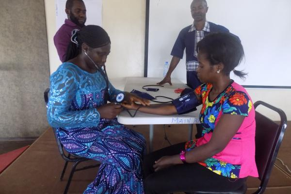 Joining the fight against NCDs in Cameroon with optimism fuelled by collaboration