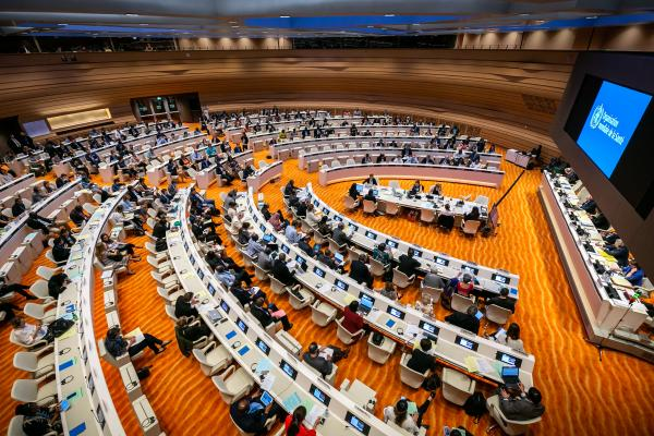 72nd World Health Assembly (WHA72)