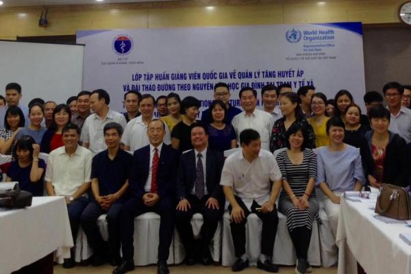 Progress on UN HLM on NCDs advocacy and alcohol control in Vietnam