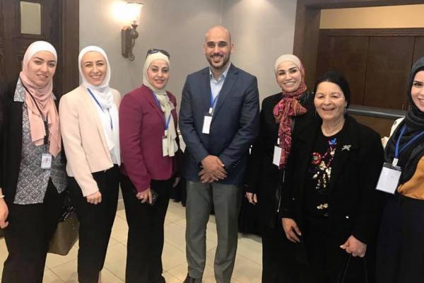 Launch of the Jordan Non-Communicable Disease Alliance