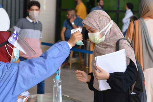 Virtual dialogue on responses to NCDs in the Eastern Mediterranean region